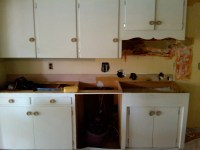 Repainting Kitchen Cabinets | Casual Cottage