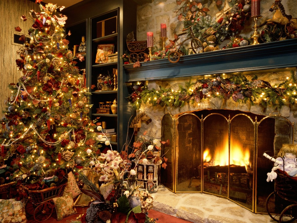 Beautiful Decorated Homes Beautiful Christmas Trees How To Decor A Beautiful And