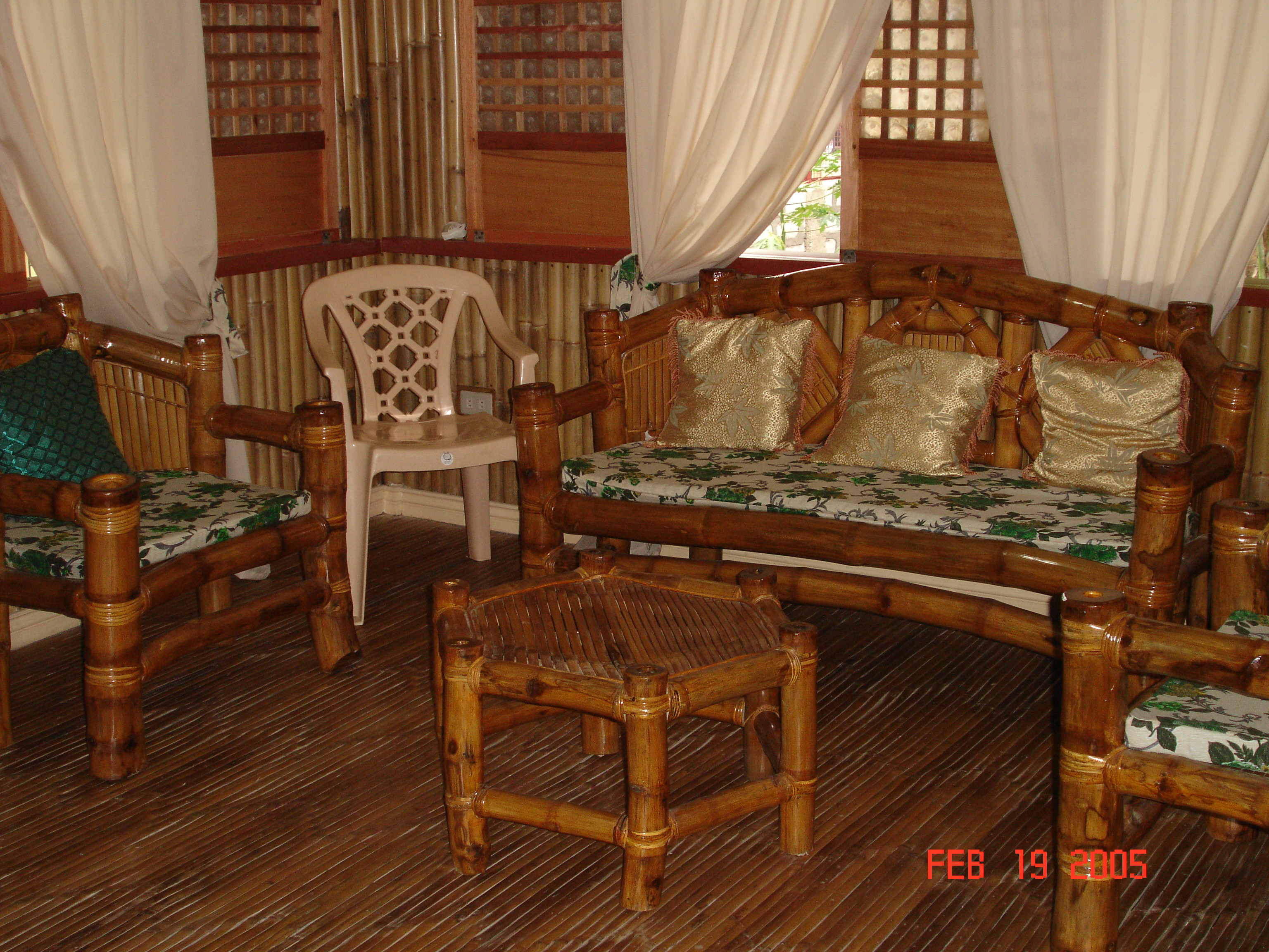 Bamboo Sala Set For Sale Bulacan Wanderingfilipina More Stuff Cyndi 39s Inking About Page 2