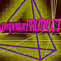 Competitor Product creepy triangle
