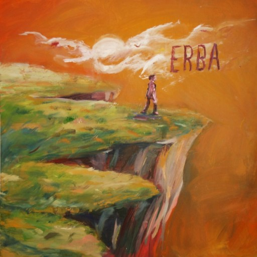 "ERBA, 24""x24"" oil on canvas, 2009"