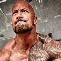 "Dwayne ""The Rock"" Johnson on Steroids?"