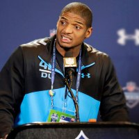 Michael Sam, First Openly Gay Player Drafted Into The NFL, Cut By The St Louis Rams