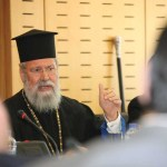 Traditional values Archbishop Chrysostomos