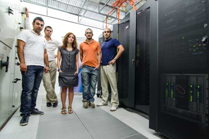 Cyprus' supercomputer most powerful in East Med