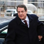 Anastasiades being treated in Brussels for high blood pressure