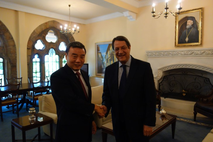 One China, one Cyprus