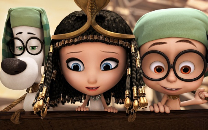 Film review: Mr Peabody & Sherman