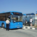 Famagusta bus drivers on strike