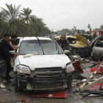 Suicide bomber kills 32 in Iraqi city of Hilla