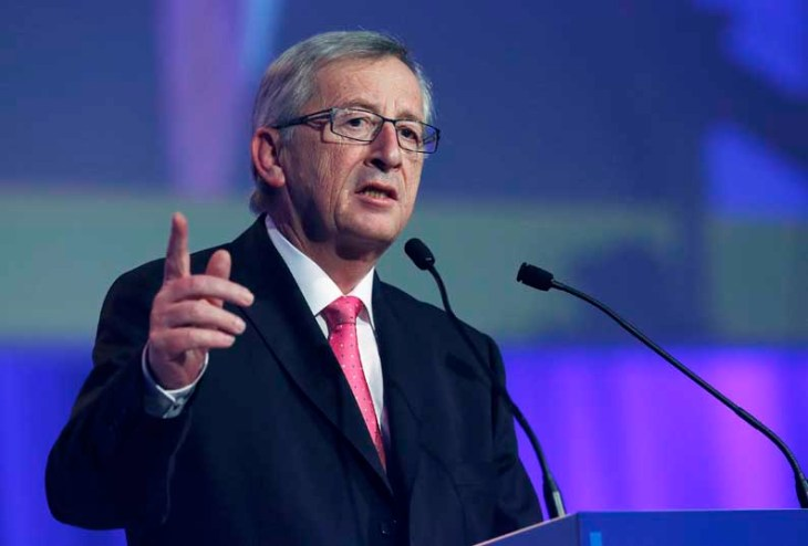 EU veteran Juncker wins EPP backing for top Brussels job