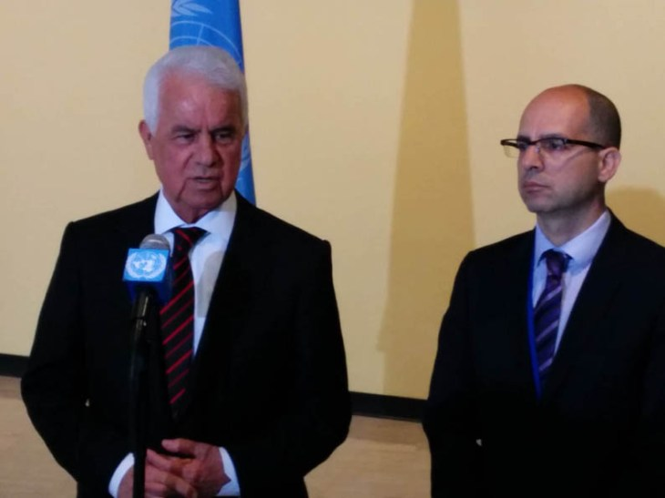 Eroglu rapped for misleading UN