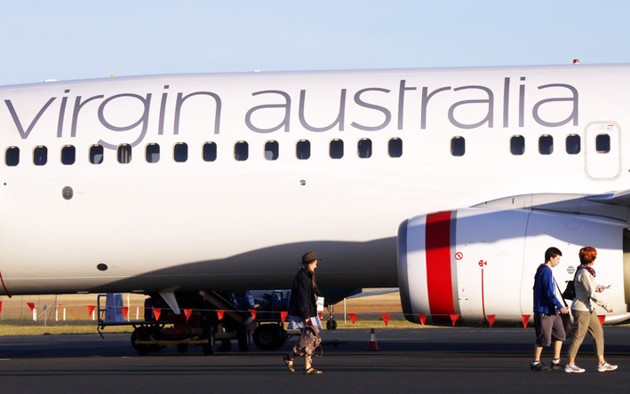 Drunk passenger causes hijack alert on Australian flight to Bali