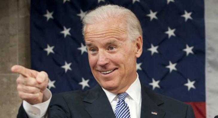 Mixed reaction to Biden visit