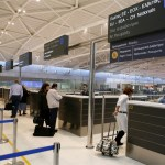 Cyprus becomes last stop as flights to Israel cancelled