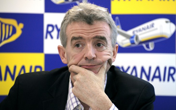 Ryanair not 'particularly interested' in Cyprus Airways
