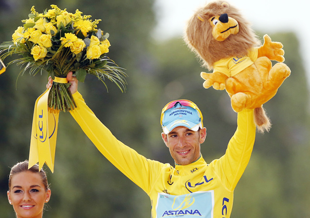 Nibali emulates Pantani as Italian Tour de France winner