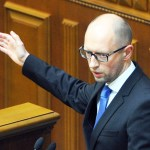 Ukraine premier stays on, envoys agree on crash site route