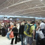 Rise in air traffic at Larnaca