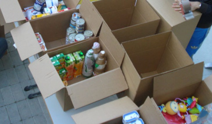 Famagusta food bank gears up for busy autumn and winter