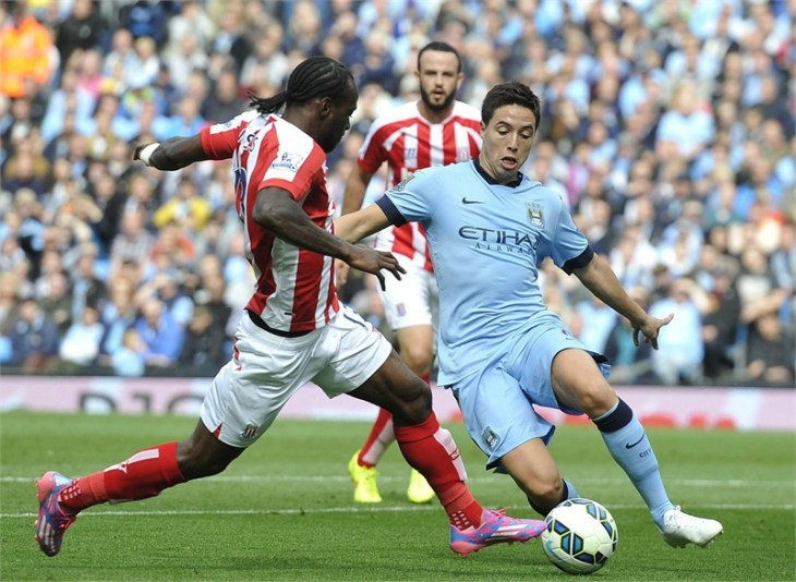City stunned by Stoke, United frustrated again