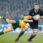 All Blacks retain Bledisloe Cup with crushing win