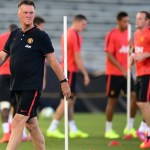 No escaping Van Gaal's gaze for Man United squad
