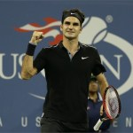 Federer marches on, youth movement stalls at US Open