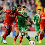 Liverpool score dramatic win over newcomers Ludogorets