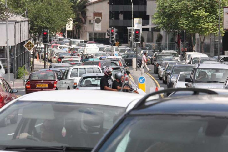 Police defend their role in rally traffic chaos