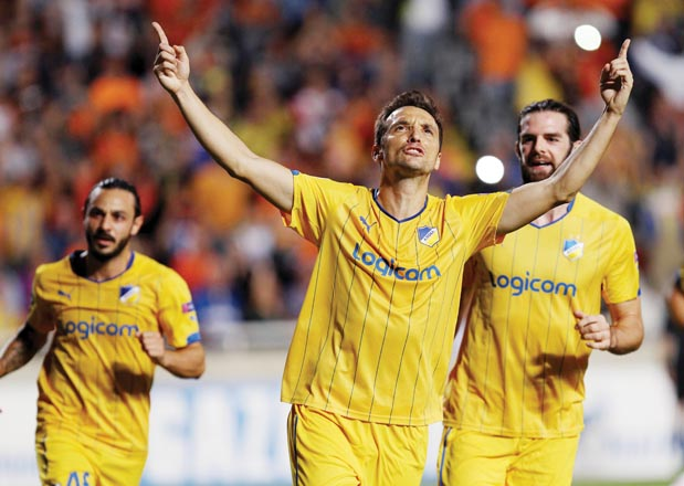 APOEL look to exploit injury-hit PSG in Champions League clash