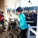 US nurse defies Maine's Ebola quarantine, takes bike ride
