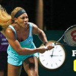 Williams beats Wozniacki in three-set thriller
