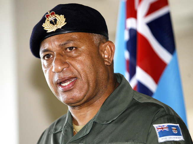 Australia lifts Fiji sanctions as foreign minister visits