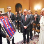 Bayern get Papal seal of approval after Roma demolition