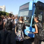 Larnaca bus strike to continue