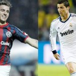 David v Goliath: South American champions San Lorenzo take on Cristiano Ronaldo and his fellow Real Madrid stars