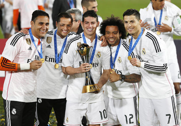 Club World Cup still a hit outside Europe