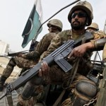 Pakistani military says it killed 32 militants in ambush