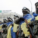 Ukraine and rebels hold fresh peace talks as fighting rages