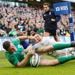 Holders Ireland beat England in Six Nations