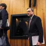 Draghities ECB Greek funding to bailout compliance