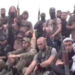 ISIS Chechen fighters