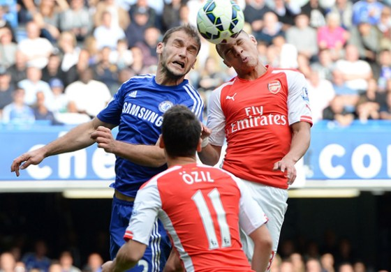 5 classic encounters between Arsenal and Chelsea