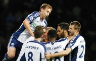 Fabregas gets comical red as Chelsea slump at West Brom
