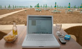 Wi-Fi on the beaches