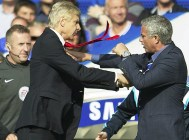 Mourinho eyes early chance to strike blow on Wenger