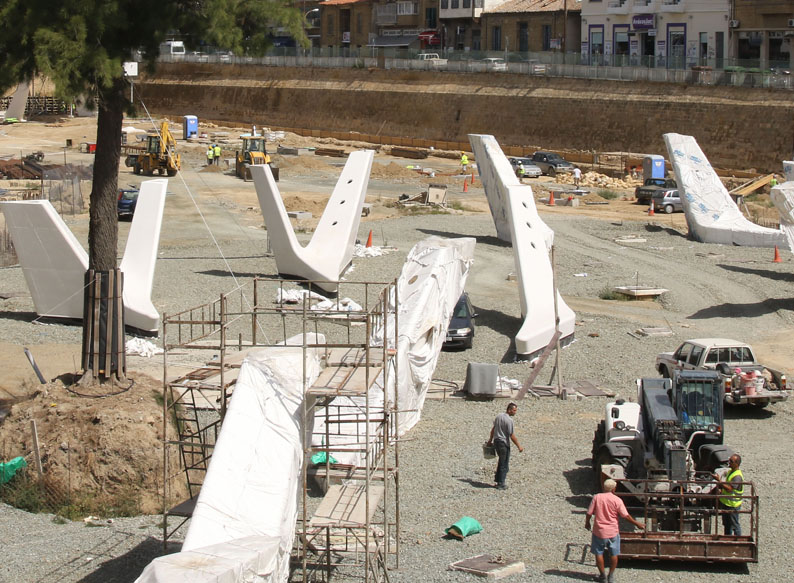 Nicosia to get new museum, as delayed Square to finish in 2016