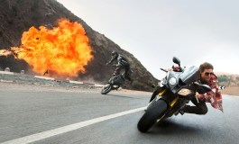 Film review: Mission: Impossible - Rogue Nation ****