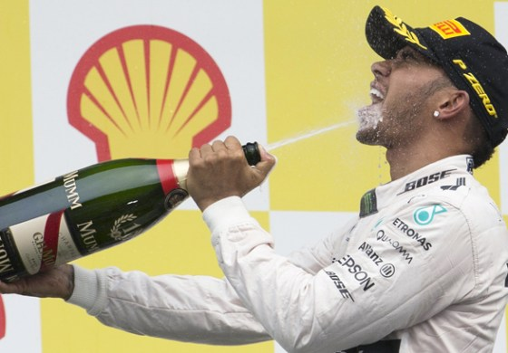 Hamilton to pick up speed at super-fast Monza